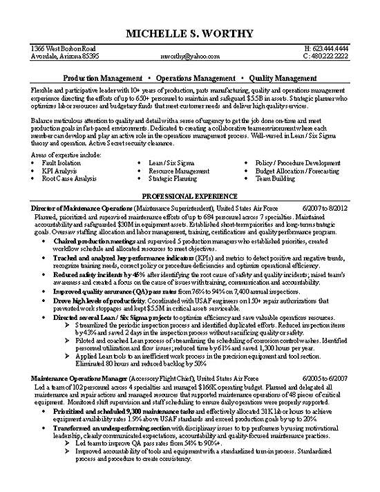 Free Quality Resume Templates