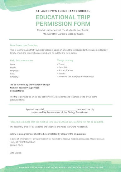 Cover Letter Template Canva