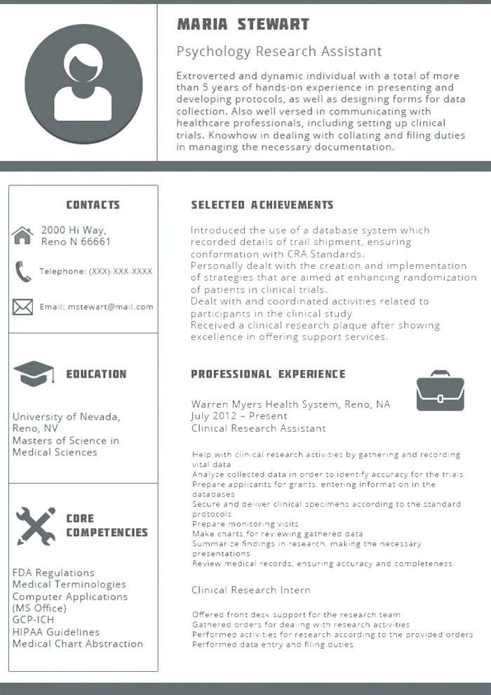 Cv Template 2018 - Resume Examples