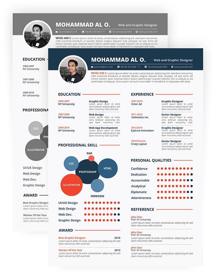 Free Resume Templates Beautiful - Resume Examples