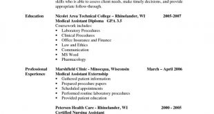 Resume Examples Indeed