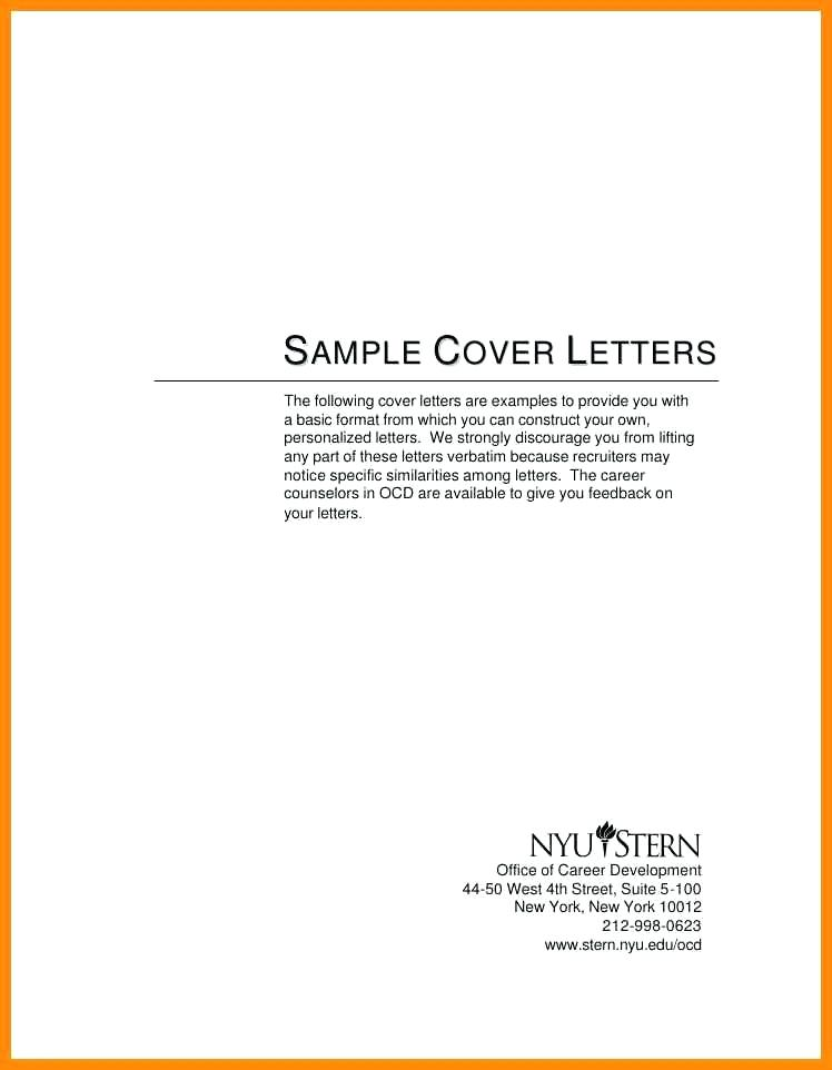 Cover Letter Questionnaire Template - Resume Examples