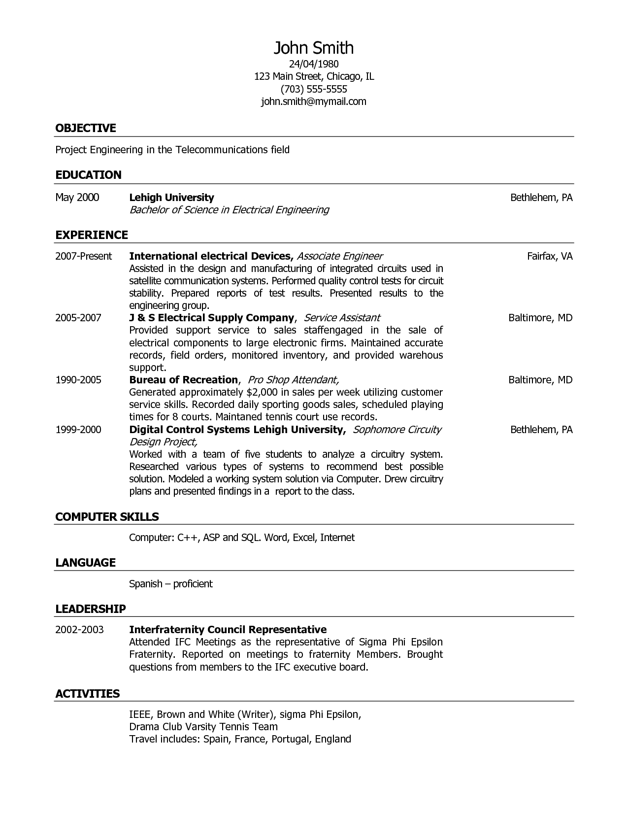 resume examples 2018 customer service resume examples. Black Bedroom Furniture Sets. Home Design Ideas