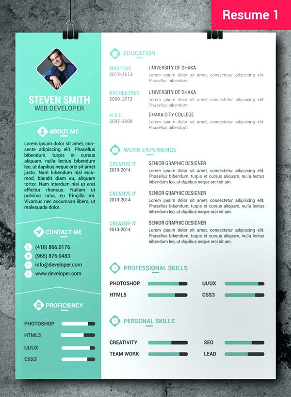 600 Free Professional Resume Templates