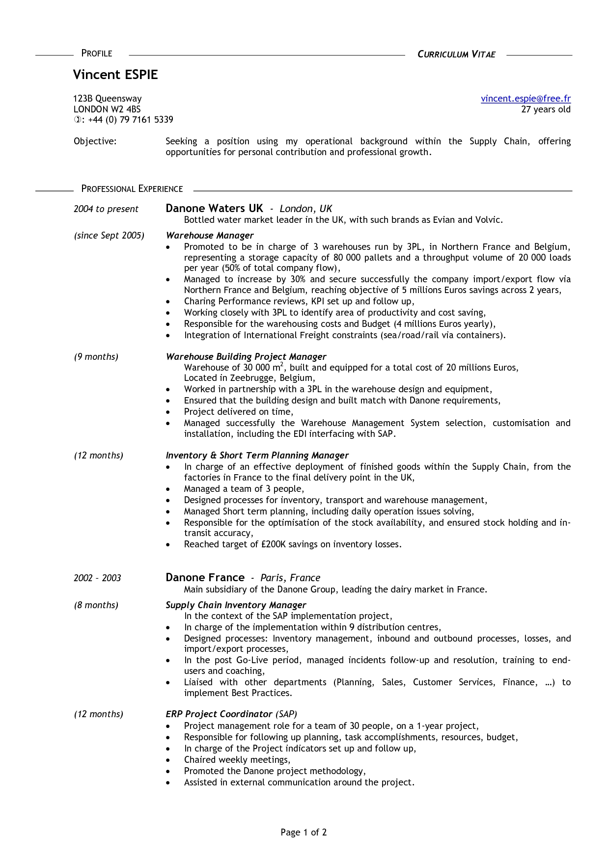 resume examples for 50 year olds