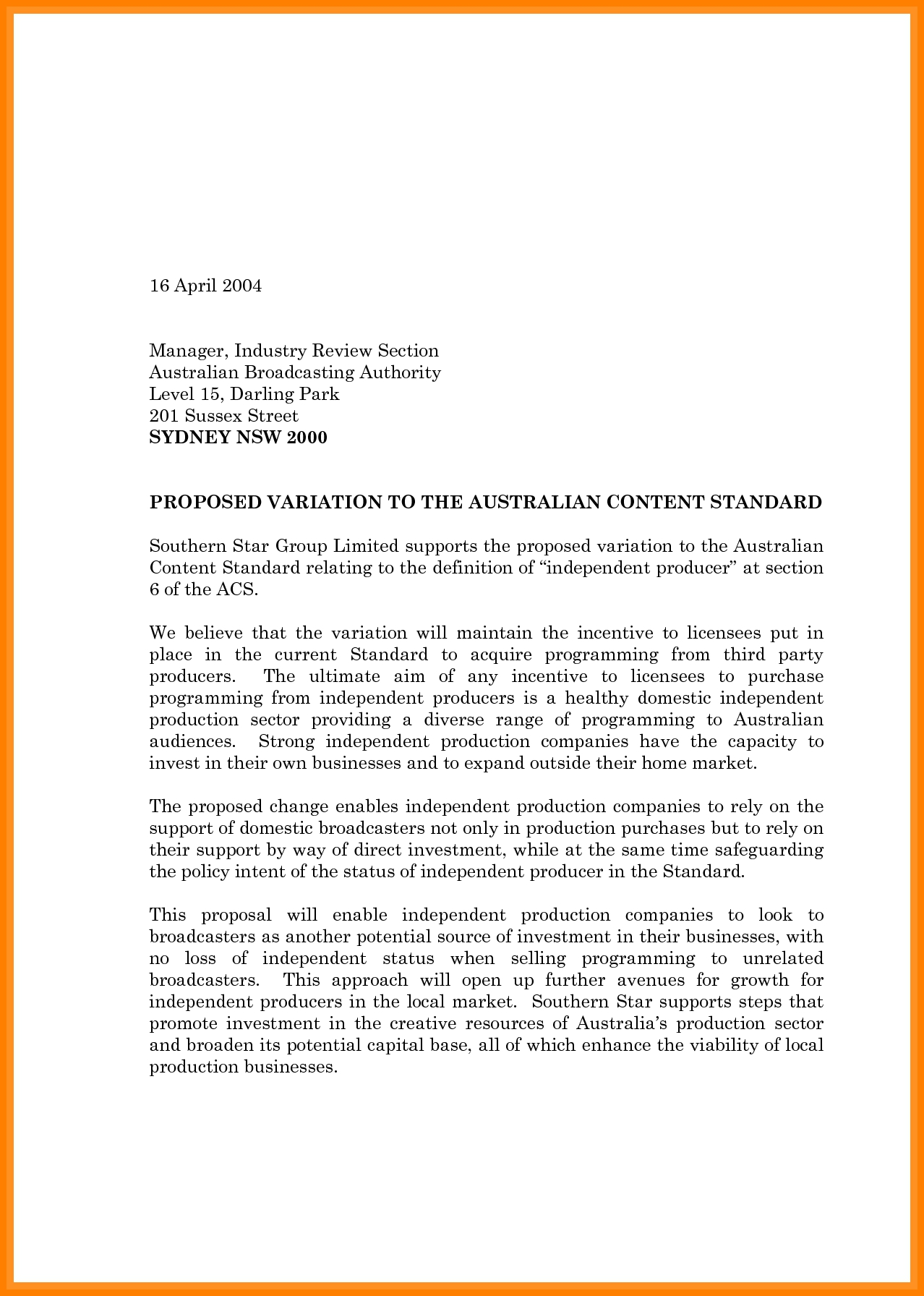 Cover Letter Template Variation Resume Examples