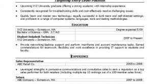 Free Resume Templates Windows 10