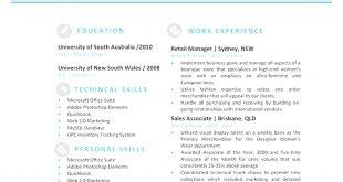 Free Resume Templates Yahoo
