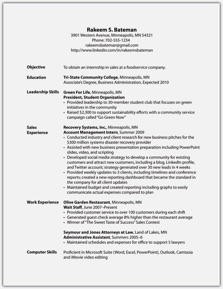 resume examples of leadership skills