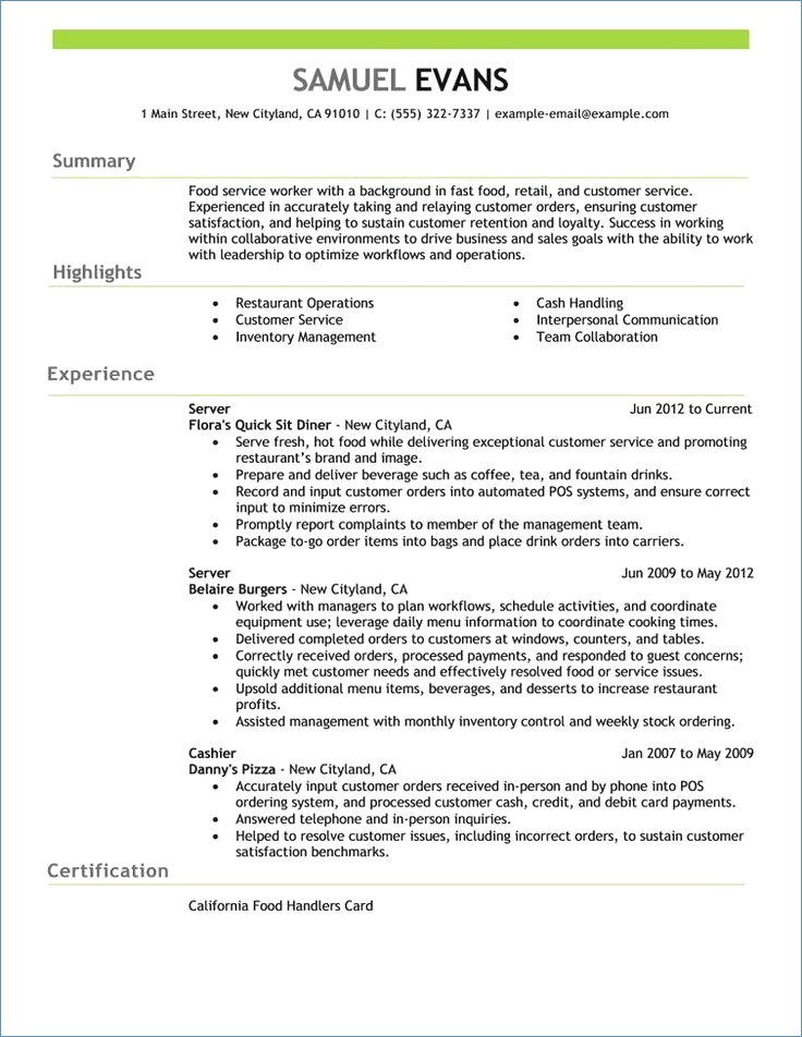 100 Percent Free Resume Templates