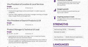 Resume Examples Yahoo