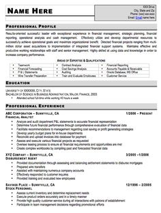 Free Resume Templates Education Administration