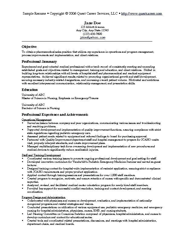Sample Resume Zip
