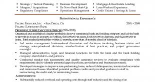 Resume C Example