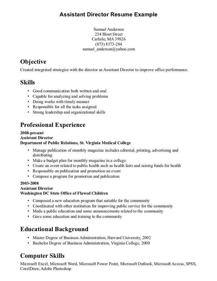 skills on resume examples