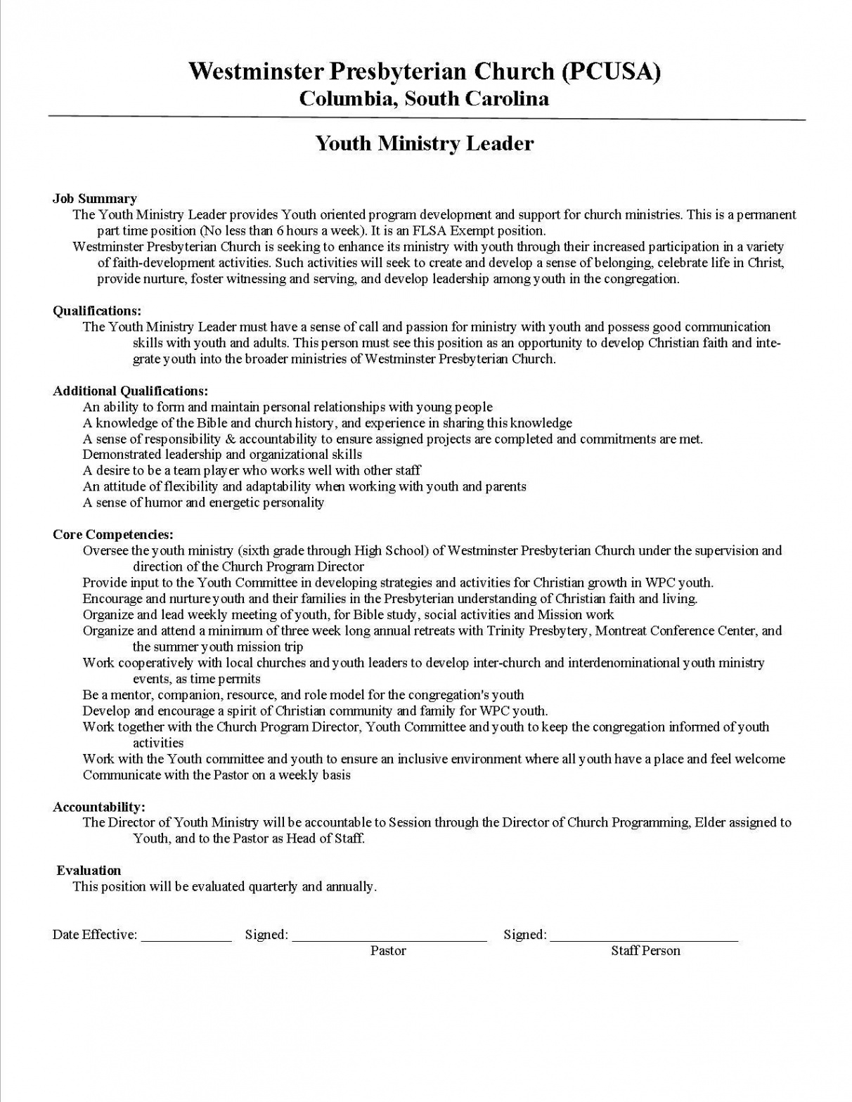 Free Resume Templates For Youth Resume Examples