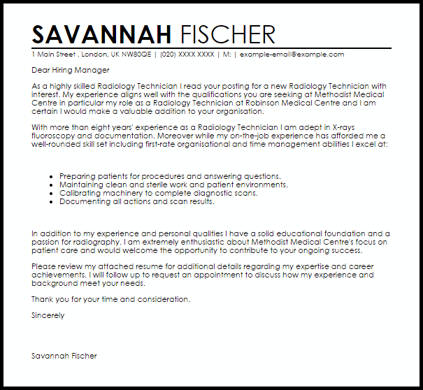 cover letter for patient care tech - Neyar ...