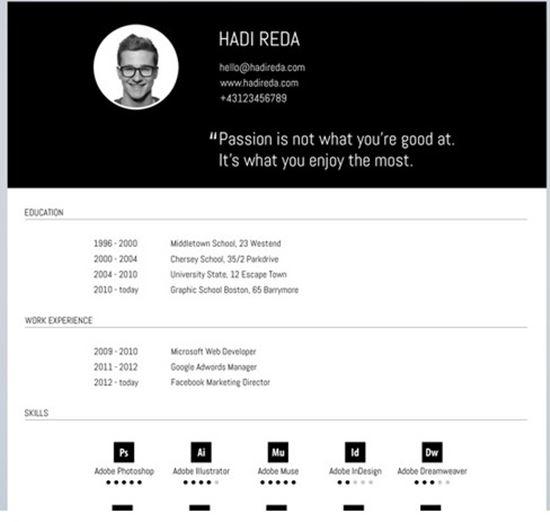 40 Best Free Resume Templates