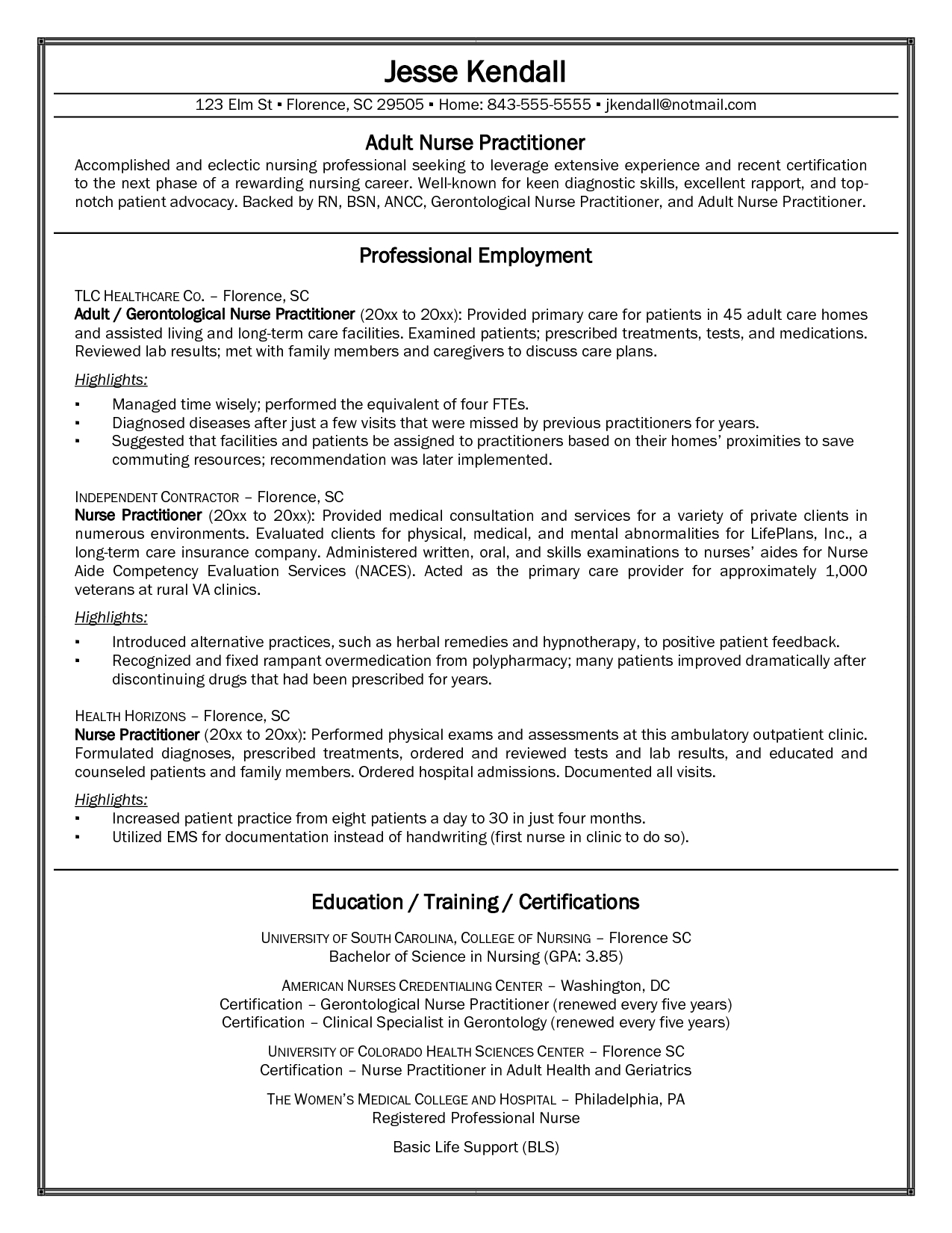 Good cv template ahpra - Addictips